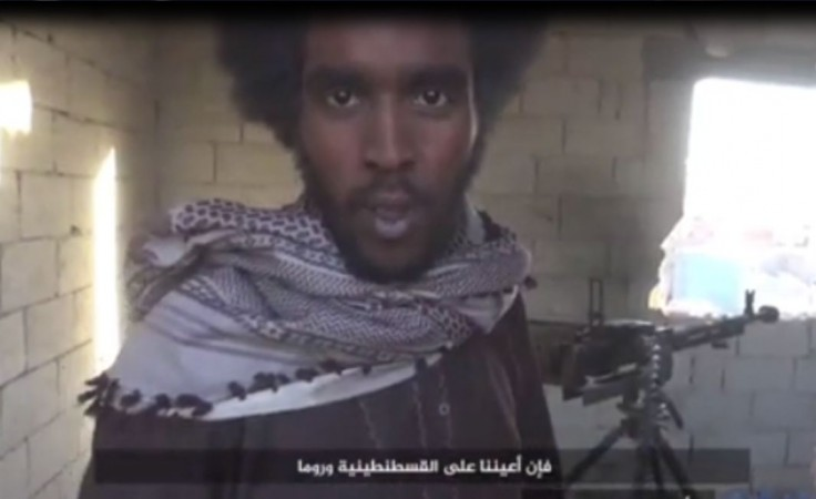 New ISIS Video Shows American Child For The First Time