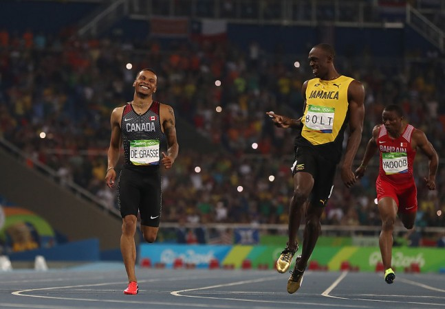 Andre De Grasse pulls out of World Championships days before start date