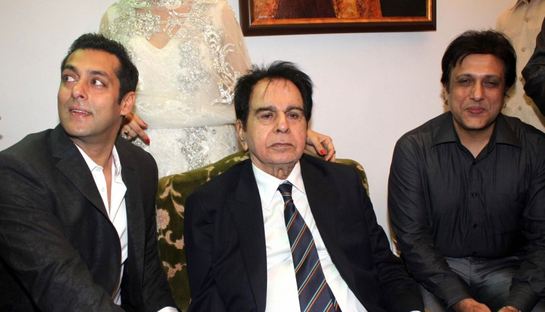 After being admitted for dehydration, Dilip Kumar is now recovering in hospital