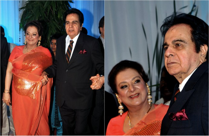 Veteran actor Dilip Kumar's health is showing signs of improvement