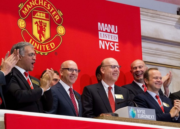 Manchester United 'Blame Donald Trump Tax Changes' for Half-Year Loss