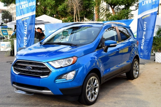 2017 Ford EcoSport Facelift India Launch Postponed To November