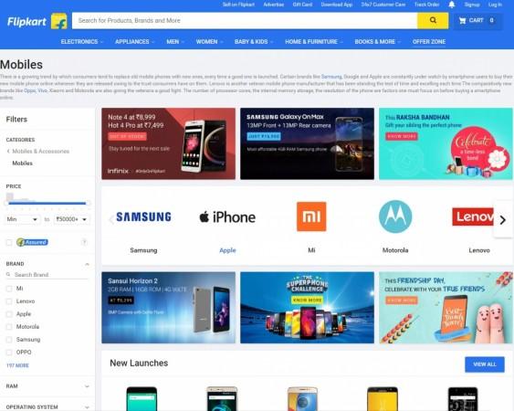Flipkart smartphone sale
