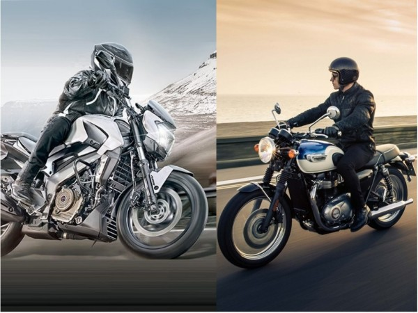 Bajaj Auto gains after partnership with Triumph Motorcycles