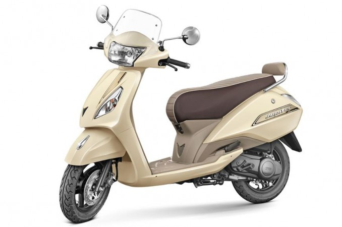 Tvs To Launch Hybrid Scooter In December 2017 Followed By
