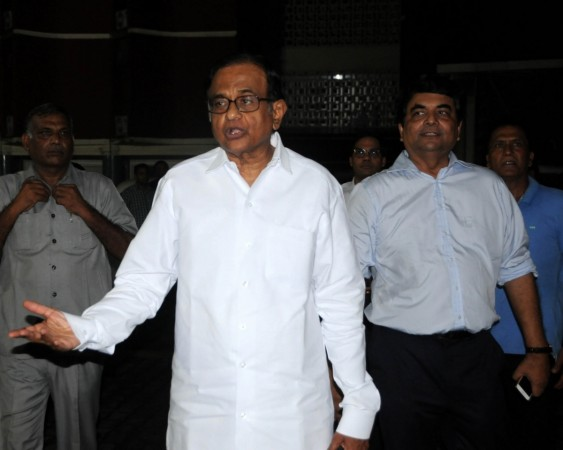 Chidambaram slams BJP leaders for their remarks