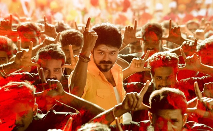 Vijay's Aalaporaan Thamizhan song from Mersal out