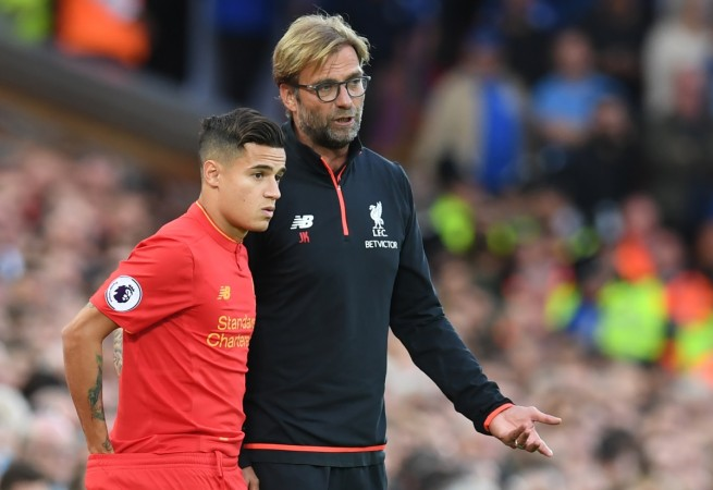 Klopp refutes claim by Barca that Coutinho is 'close' to signing