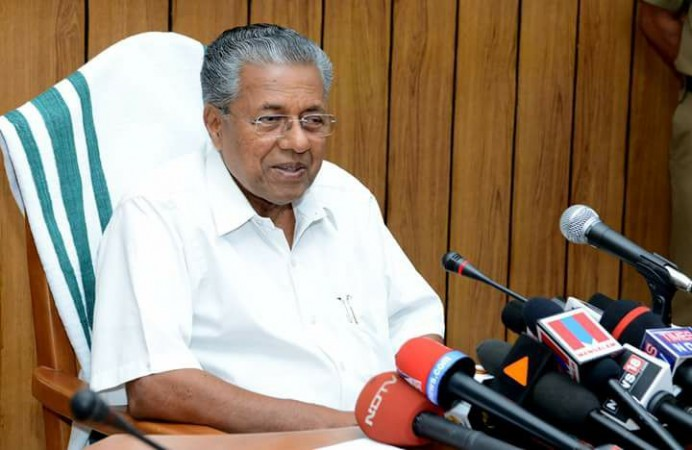 Kerala CM apologises for the death of migrant labourer