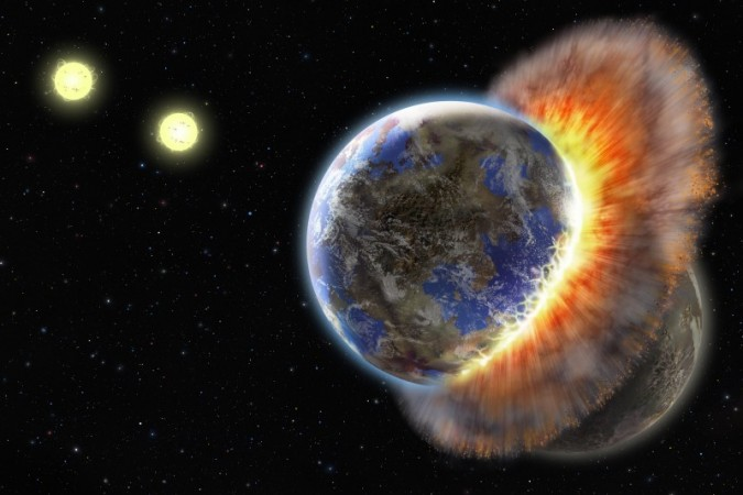 Scientist's claim world will end next month 'imaginary bullsh
