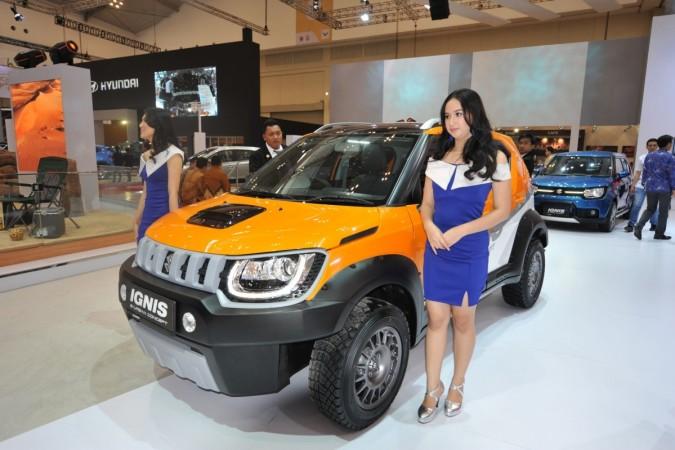 Suzuki Ignis S-Urban