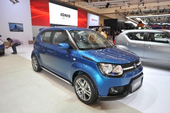 Suzuki Ignis G-Urban