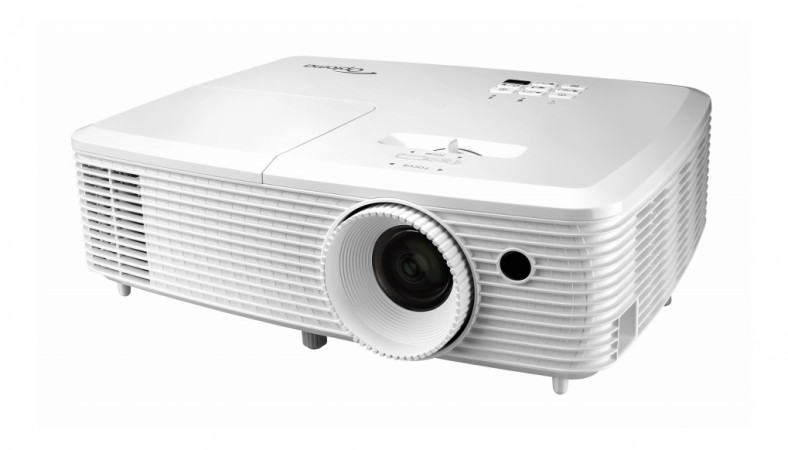 Optoma HD27SA with DarbeeVision Presence image enhancement technology
