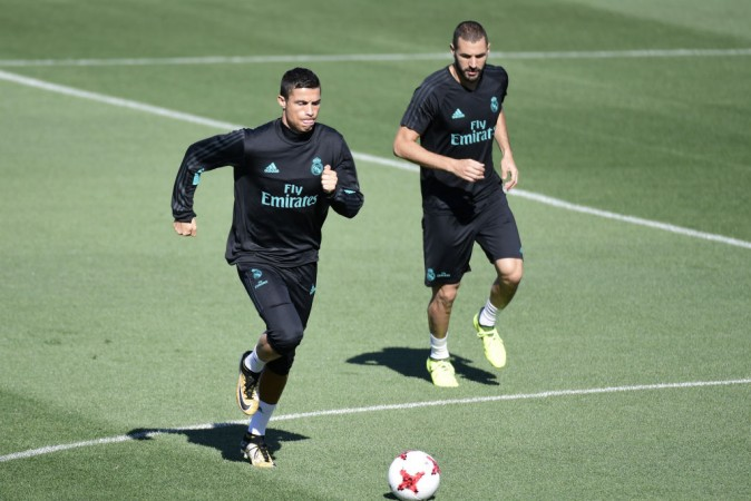 Real Madrid, Cristiano Ronaldo, Super Cup 2017