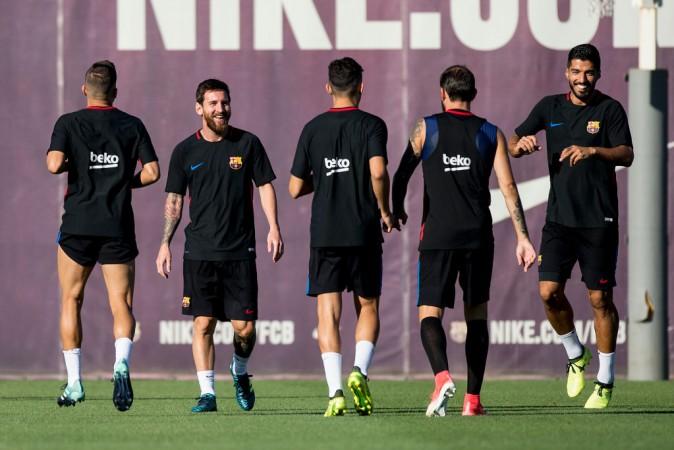 Barcelona, Real Madrid, Lionel Messi, Luis Suarez