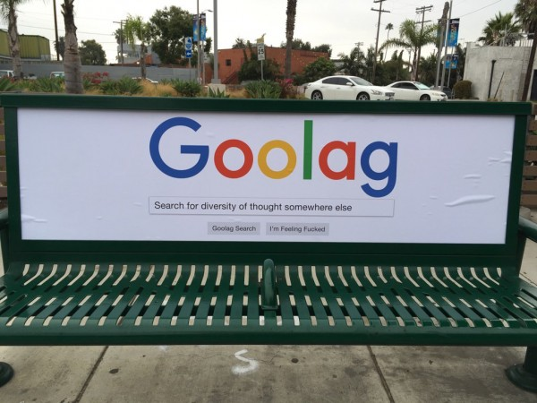 Anti-Google ads