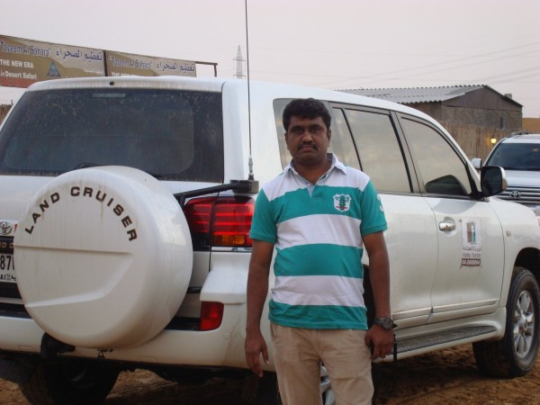 Vengal Rao Nagar TRS corporator Kilari Manohar,