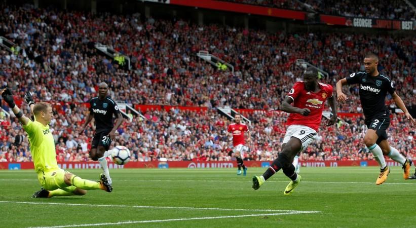 Romelu Lukaku, Manchester United, Premier League