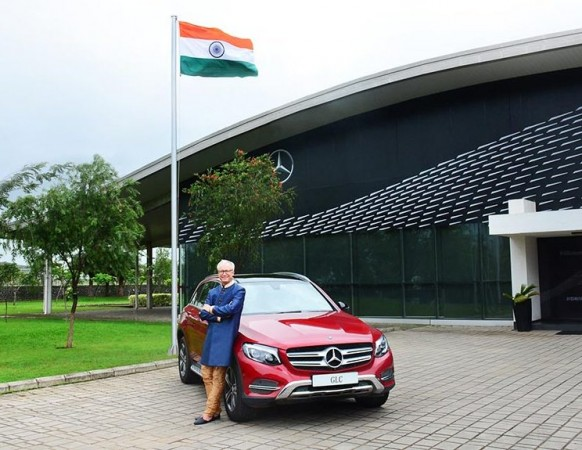 Mercedes-Benz launches GLC Independence Day special edition