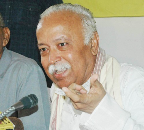 RSS Chief Mohan Bhagwat prevented from hoisting Tricolour in Kerala