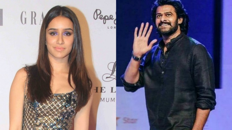 Shraddha Kapoor confirmed to be Prabhas' leading lady in 'Saaho'!