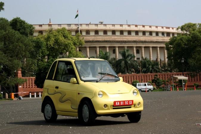 Mahindra Revai, electric car