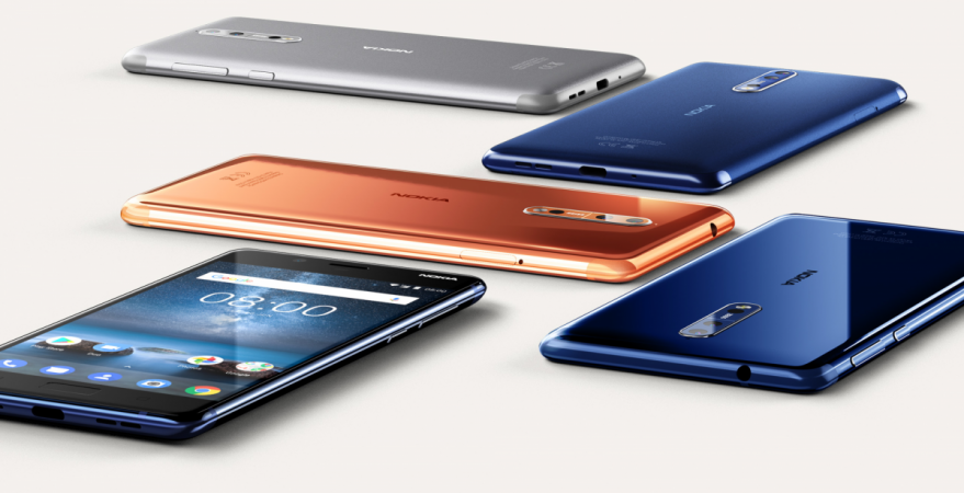 Nokia Snakes it's Way Up to Number 6 Mobile Phone Brand Globally