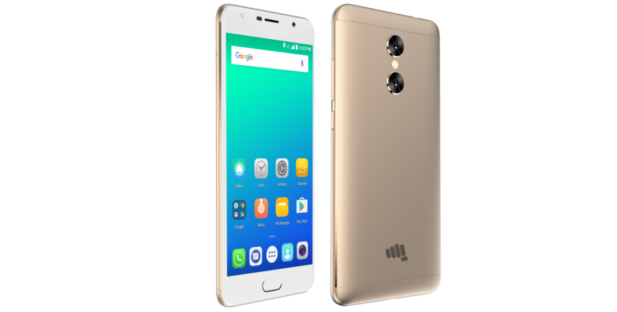 Micromax Evok Dual Note With Dual Camera Launched: Price, Features, And Specifications