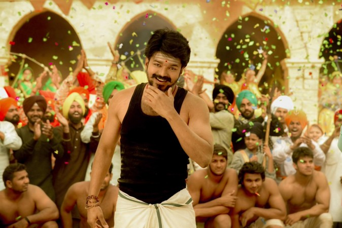 Mersal Collections - Vijay Mersal Movie Box-Office Collections Tamil Worldwide 1st Day