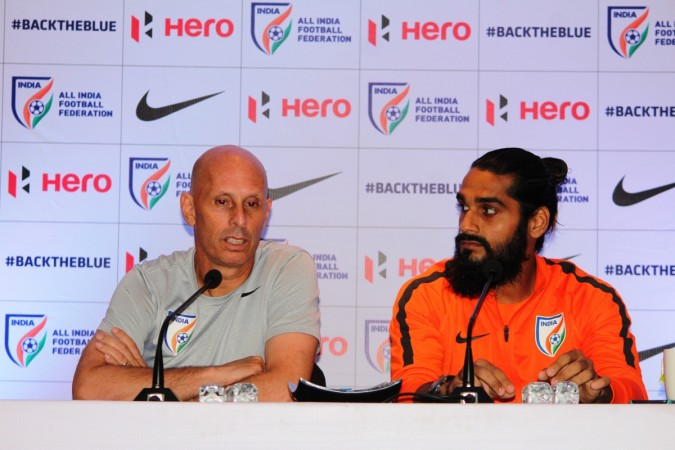 Tri-nation International Football:India come back from behind to beat Mauritius