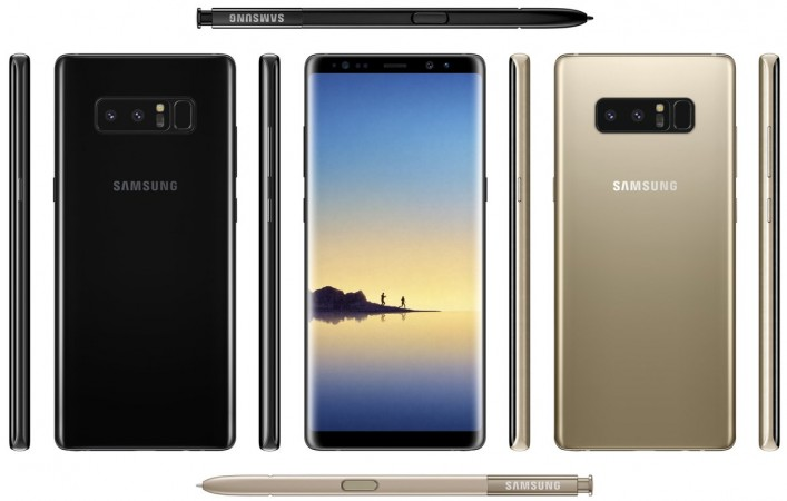 Galaxy J7+ leaked - a mid-range dual-camera phone from Samsung