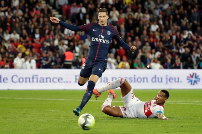 PSG won't consider selling Julian Draxler this summer
