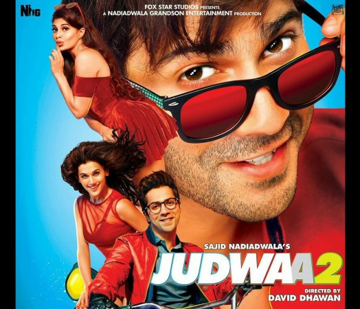 Another Peppy Dance Number From 'Judwaa 2' Is Out And Trending