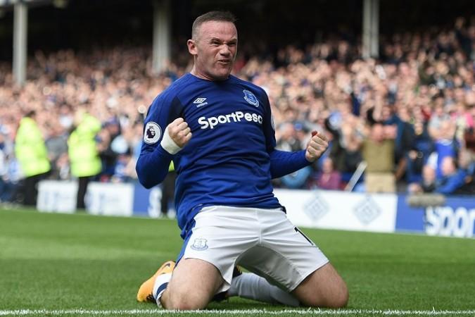 Wayne Rooney, Everton, Manchester City