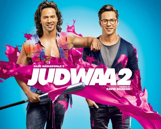Judwaa 2 becomes Varun Dhawan's highest opening weekend grosser