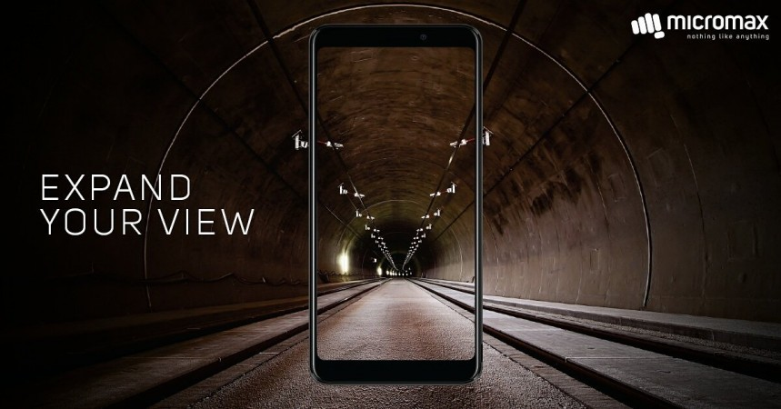 Micromax Launches Canvas Infinity with Full Vision 18:9 display