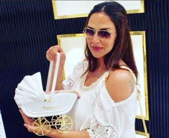 Pregnant Esha Deol Is Getting Married Again. DEETS INSIDE