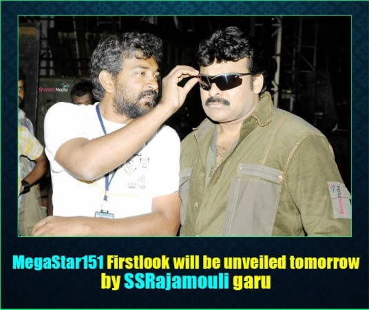 Huge Star Cast and top Technicians for Megastar's SYE RAA NARASIMHA REDDY