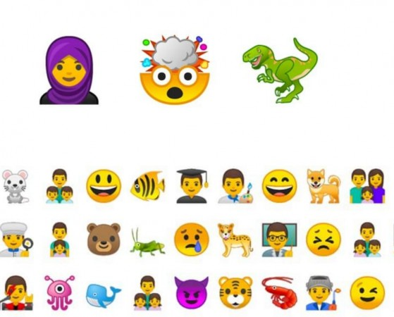 Google, Android Oreo, features, Emojis