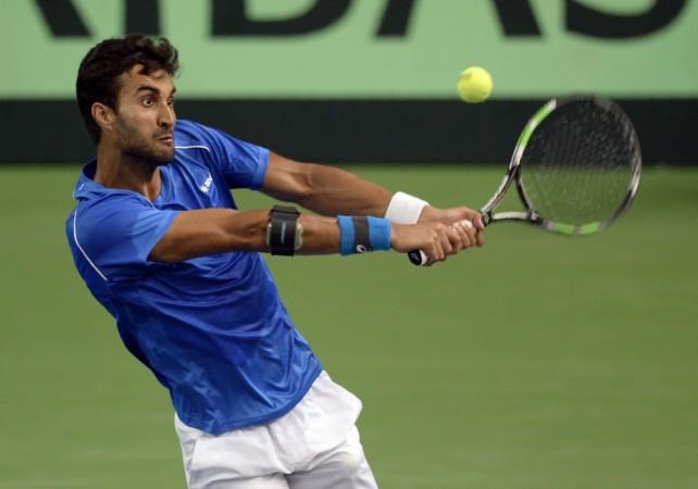 yuki bhambri, tennis