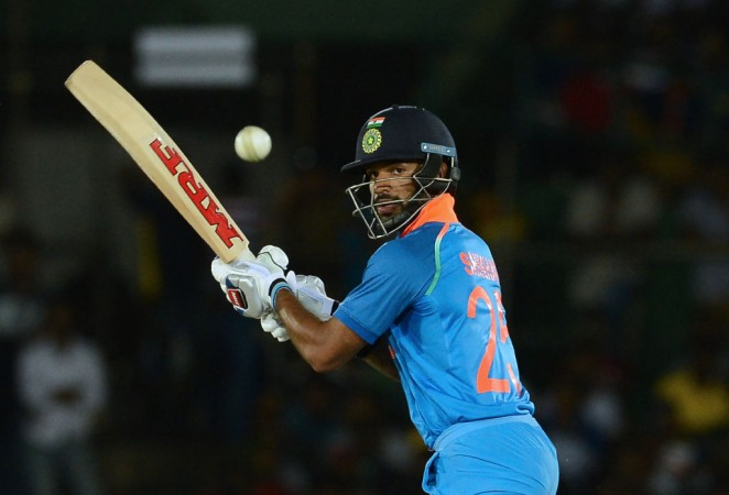 Indian team for the three-match ODI series at home against ...