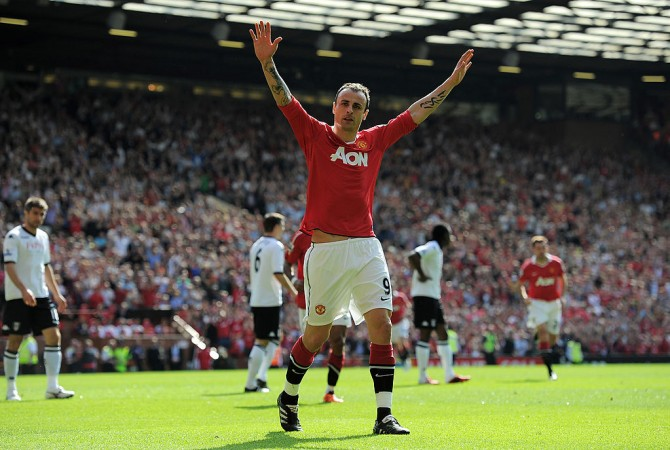 A big catch: Kerala Blasters sign former Manchester United striker Dimitar Berbatov
