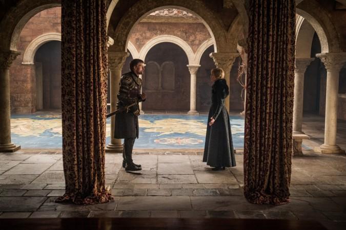 Game of Thrones' Ser Jorah Mormont reviews the Season 8 finale
