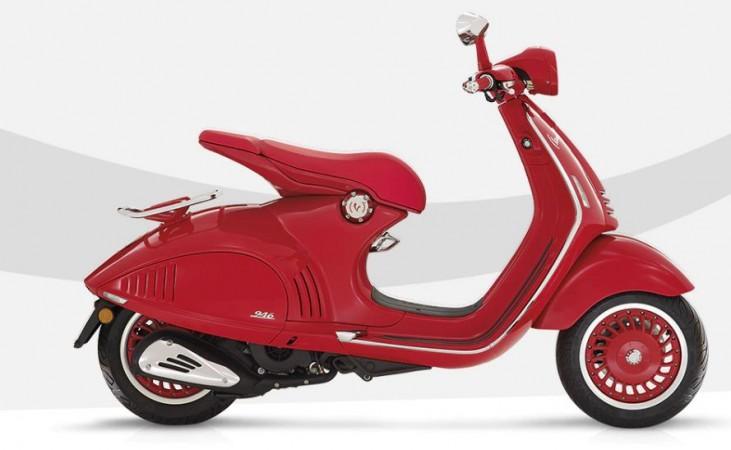 Piaggio launches Vespa Red at Rs 87009