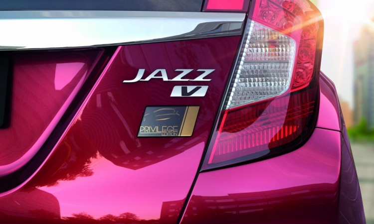 Honda Cars India launches 'Privilege Edition' of Jazz hatchback