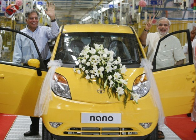 Tata Nano Electric Version Set to Hit Roads Soon