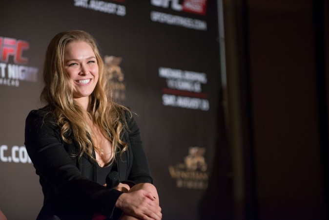 Ronda Rousey to Marry Travis Browne During Mayweather vs. McGregor