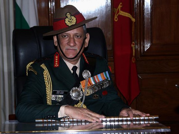 Chief of Army Staff General Bipin Rawat