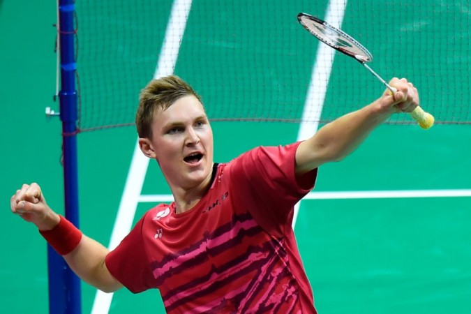 Axelsen halts Chong Wei's dream of winning a seventh Japan Open title