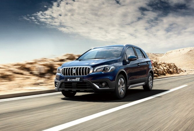 Maruti to launch premium S-Cross in a brand new avatar